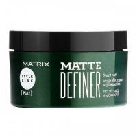 Матирующая глина Matrix Style Link Matte Definer Beach Clay